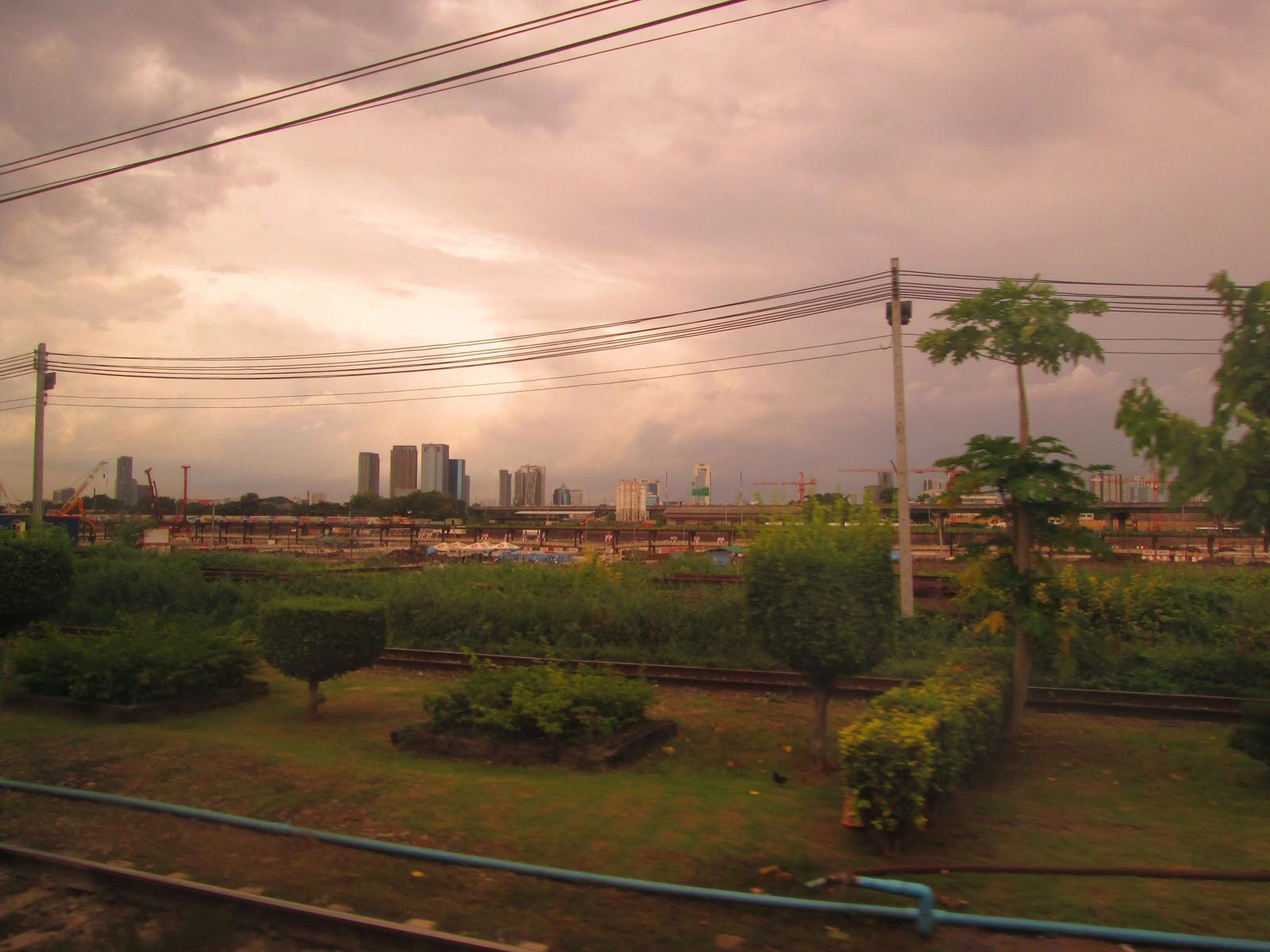 paysage thaïlandais